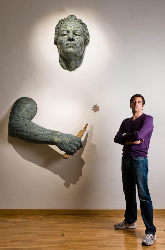 Matteo Pugliese, Corazze: intervista