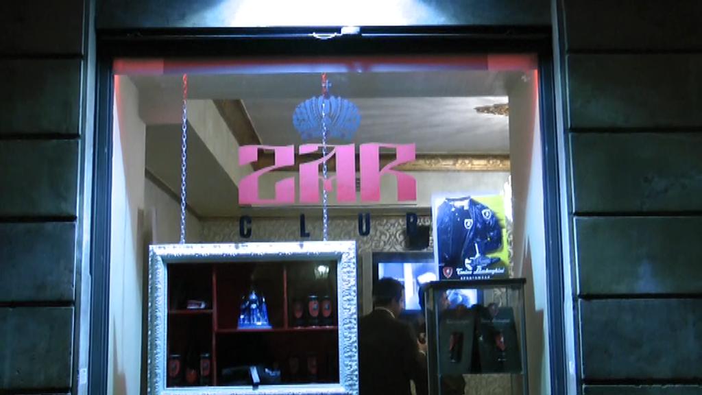 Inaugurato lo Zar Club