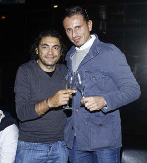 Party Claudio Chiappucci Just Cavalli