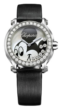 C'era una volta… Chopard e Mickey Mouse!