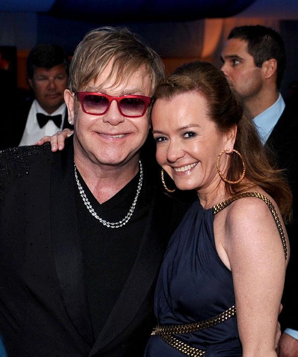 Chopard, solidarietà con Elton John AIDS FOUNDATION