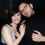Melania con Jack Della Maestra, foto stampa