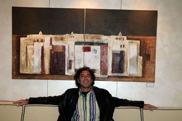 Claudio Spada, il colore e la passione