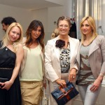 Daisy con Rosy Dilettuoso, Gianna Mari e Mary Carbone