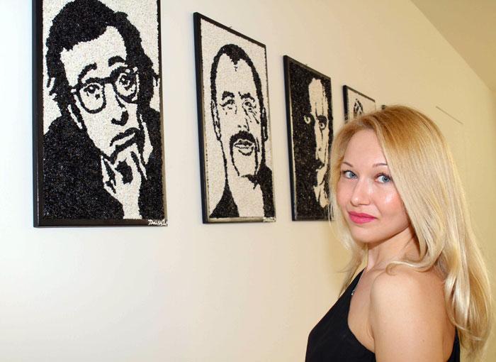 Daisy Lo in mostra a Milano