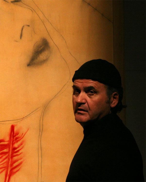 Omar Galliani, Altre notti a Roma