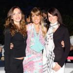 Debora con Chiara Squaglia e Stefania Andriola, foto stampa