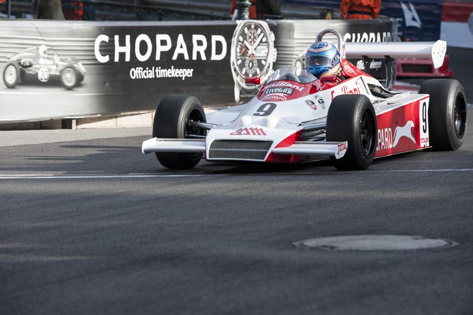 8° Gran Prix Historique de Monaco