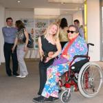 Daisy con Fabrizio Sclavi, foto stampa