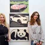 Daisy con Chiara Squaglia, foto stampa