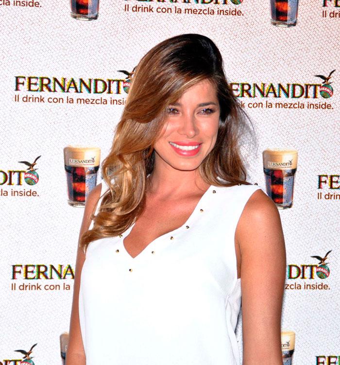 AIDA YESPICA per Fernandito, al Just Cavalli