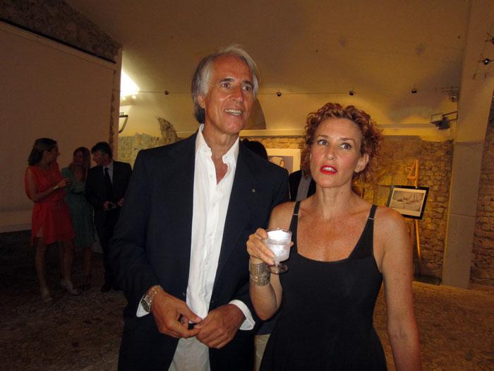 CIRCEO FILM FESTIVAL APRE CON  RICKY TOGNAZZI E LUCREZIA LANTE DELLA ROVERE