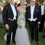 Naomi Watts ed Elton John, foto stampa