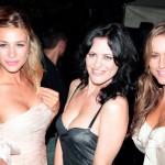 Clizia, Melania Dalla Costa e Lola, foto stampa