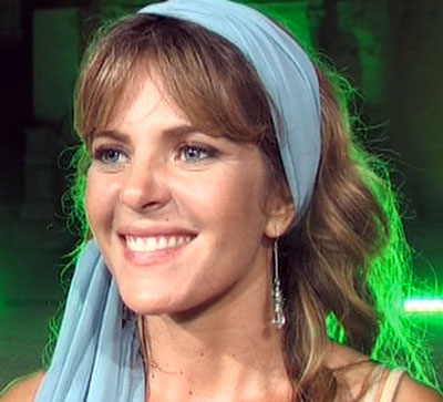 Elisabetta Pellini, un autunno a tutta TV e cinema