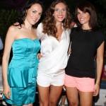 Chiara con Stefania Andriola e Anna Maria Consolaro, foto stampa