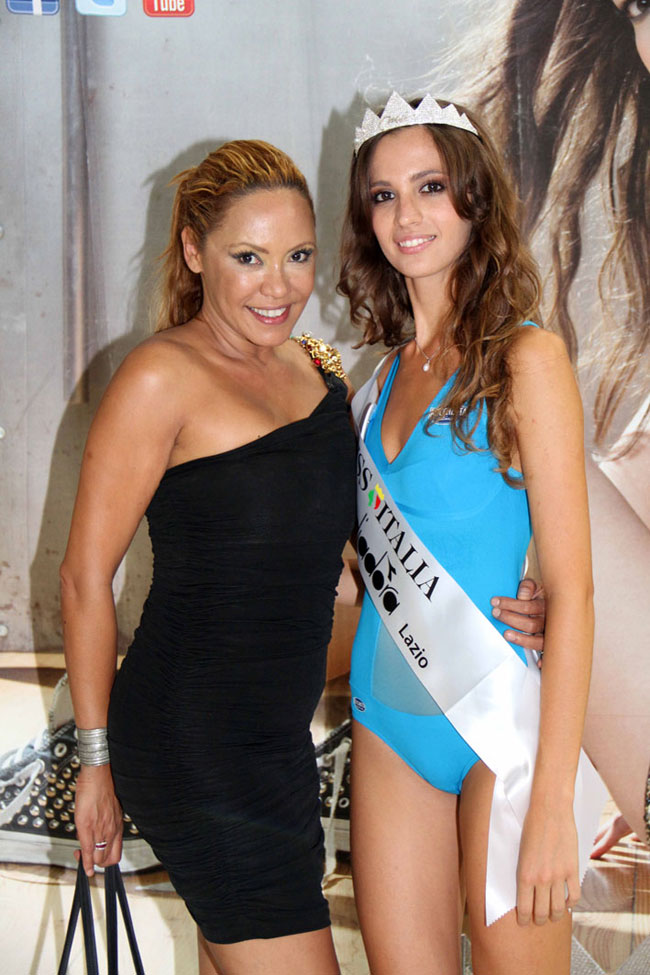 Valentina Del Prete è Miss Sportiva Diadora Lazio