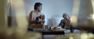 Una scena del film con Joanna Kulig, foto stampa