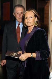 Alberto Cordero di Montezemolo e Emanuela Consensi, foto stampa