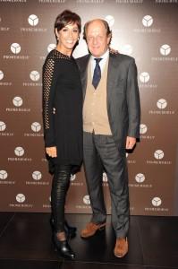 Anna Kanakis e Marco Merati Foscarini, foto stampa