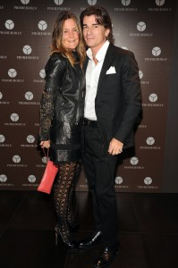 Patrizia e Dimitri D'Asburgo, foto stampa
