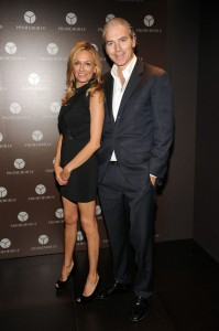 Cristina e Giovanni Cusmano, foto stampa