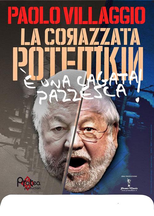 La corazzata Potemkin è una cagata pazzesca, Villaggio ai Satiri