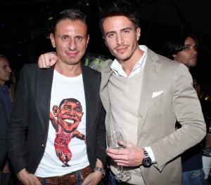 Marco e Marco Ferri, foto stampa