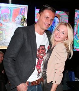 Marco Bacini e Daisy Lo, foto stampa