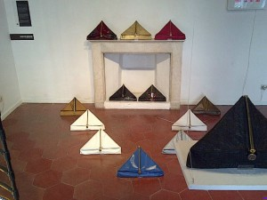 Simone Rainer, installazione, foto stampa