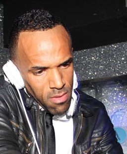 DJ CRAIG DAVID ospite al HOLLYWOOD RYTHMOTEQUE