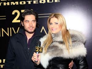 Daniele Santoianni e Francesca Cipriani, foto stampa
