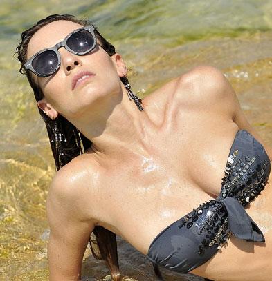DI GIADA BEACHWEAR, collezione S/S 2013