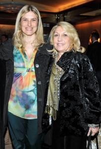 Simona Arosio ed Evelina Flachi, foto stampa