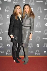 Clara Catelli e Laura Morino Teso, foto stampa