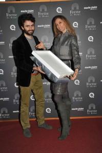 Enzo Nezi, Product Designer FAH e Laura Morino Teso, foto stampa