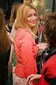 Elena Barolo, foto stampa