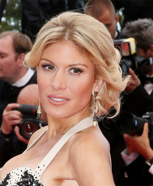 "Hofit Golan Selects Swarovski for the Premiere of ""Borgman"" at the 66th Cannes Film Festival"