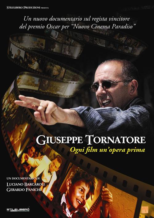 NASTRO D'ARGENTO AL DOCUMENTARIO SU GIUSEPPE TORNATORE