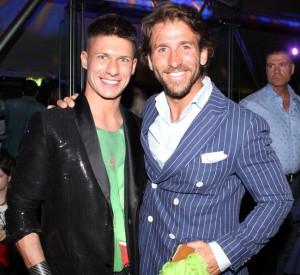 Bruno Vanzan e Gianluca Zito, foto stampa