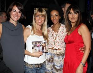Steafania Andriola, Debora Manoni, Taty Rossi e Liliana, foto stampa