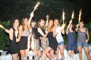 I festeggiamenti, foto stampa