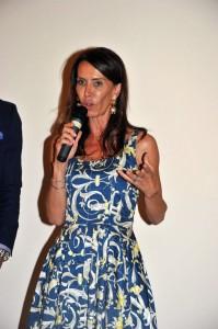 Momenti della sfilata: Valentina Panfilio titolare di -Il Gelato, foto stampa