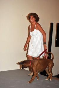 Momenti della sfilata: Susanna e Elettra, foto stampa