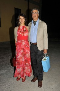 Marinella Vedani e Remigio Barigozzi, foto stampa