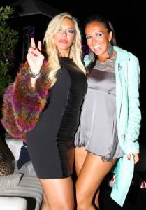 Marica ed Elisa Songini, foto stampa