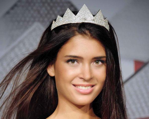 Costanza Nisi è Miss Lazio 2013