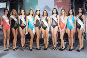 Le dieci finaliste, foto Rocco Almagno