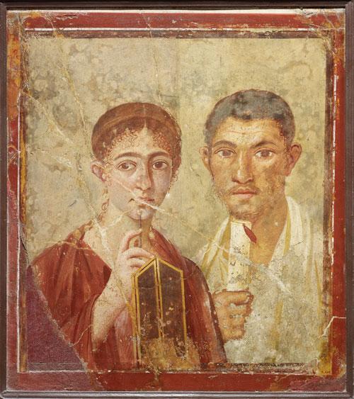 Pompei, dal British Museum