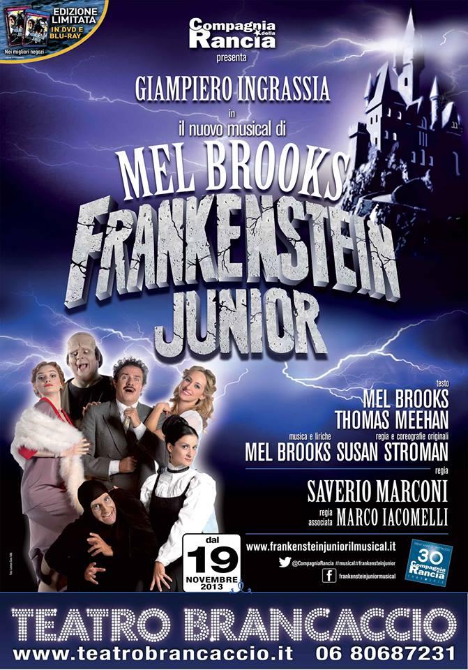 Frankenstein al Brancaccio